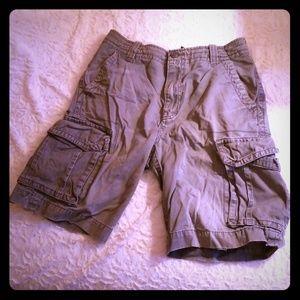 Aeropostale cargo shorts